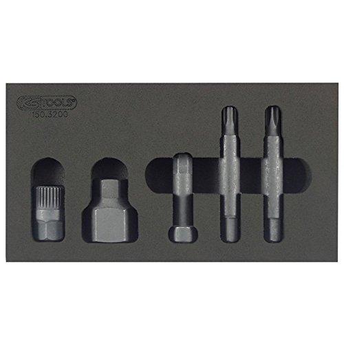 10 mm, 75 mm KS Tools XZN M10 Punta especial