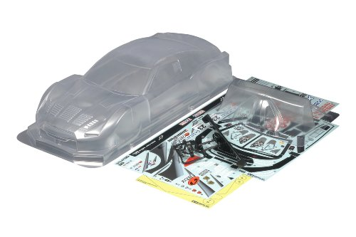 Tamiya 51359 1/10 Xanavi NISMO GT-R R35 Body Parts Set