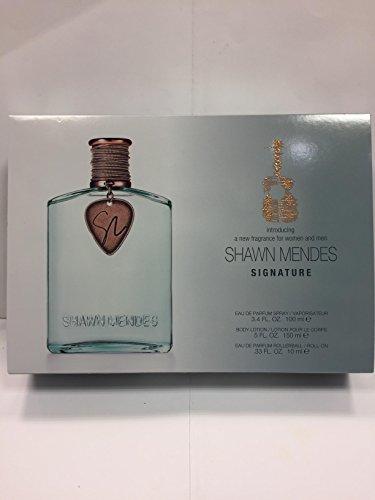 Shawn Mendes 3 4 oz signature Gift Set   Product US Amazon