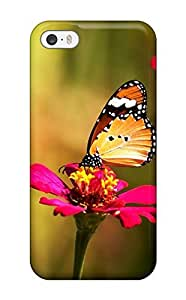 Case Cover Butterfly/ Fashionable Case For Iphone 5/5s