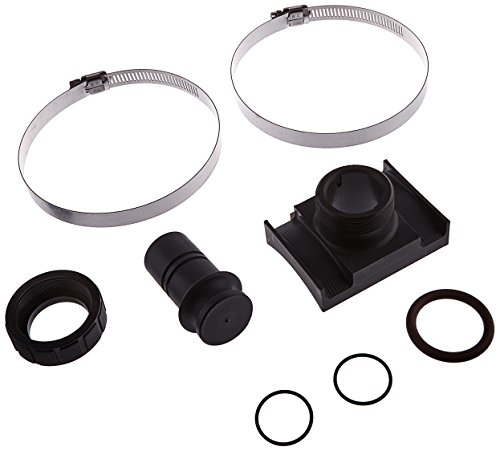 - Hayward DF040-4 4-Inch Saddle Clamp Replacement for Hayward Professional Series pH/ORP Sensors Kit