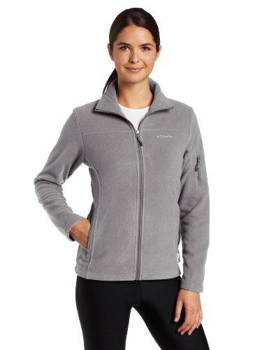 UPC 886535863293, Columbia Women's Fast Trek II Full Zip Fleece Jacket, Boulder, X-Small