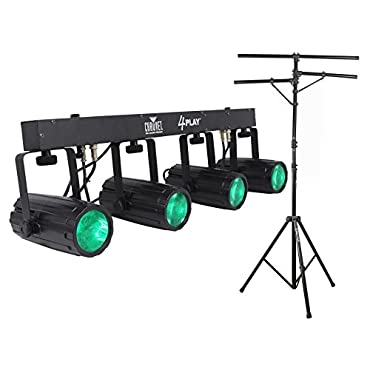 CHAUVET 4PLAY LED DMX Light Beam Bar System