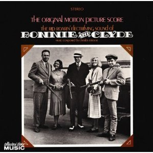 Image result for bonnie and clyde soundtrack