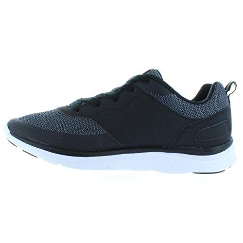 Chaussures de sport pour Homme KAPPA 303PYM0 FANTOM 900 BLACK-SILVER