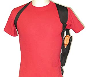 Vertical Shoulder Holster for S&W Sigma,SD9VE,SD40VE,SW9VE,SW40VE,SW9GVE,SW40GVE (Not for Other Makes or Models)