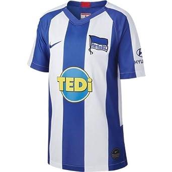 Nike Hertha BSC 2019/20 Stadium Home Camiseta de Fútbol Mayores ...