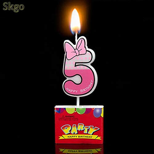 1 piece Number Mouse Decoration picture Cake 9 Candle Party Cupcake show Cartoon Birthday 0 As -