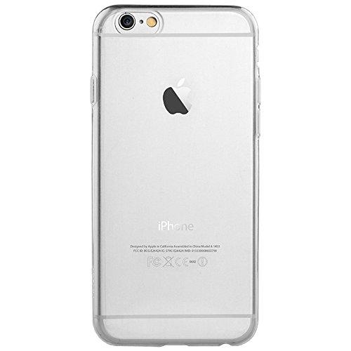 JUJEO DEVIA ultradünn, TPU-Schutzhülle für Apple iPhone 6 Plus-Transparent