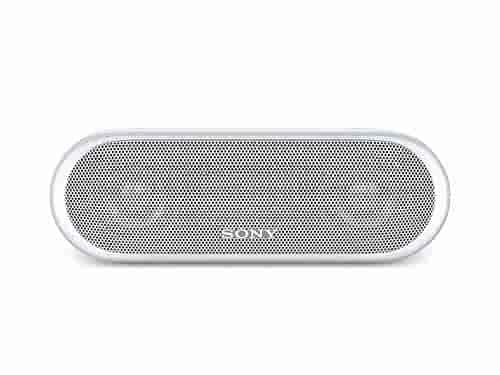 Sony XB20 Portable Wireless Speaker with Bluetooth, Grey (2017 model)