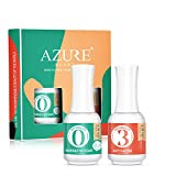 2 in 1 Dip Powder Base & Top Coat with Activator