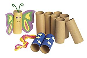 Colorations Sturdy Recycled Craft Rolls - 24 Pieces (Item # ARTROLL)