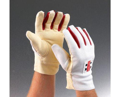 GRAY-NICOLLS Chamois Padded Wicket Keeping Inner Gloves Mens
