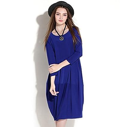 Amazon Plus Size Women Dress Formal Dresses European Style