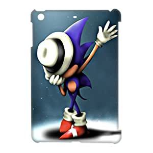 SpecialCasedesign Personalized Sonic the Hedgehog And Michael Jackson Ipad Mini Case Best Durable Back Cover