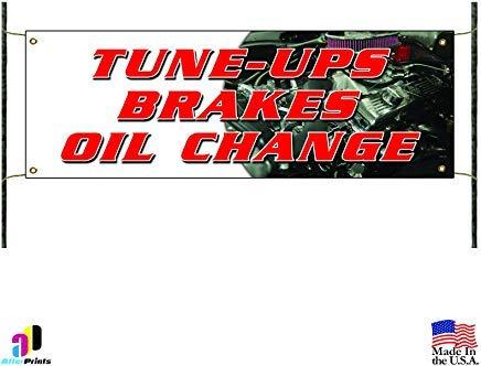 Freedom45457 Tune-Ups Brakes Oil Change Banner Car Auto A/C Muffler Tire Repair Shop - Auto Tune Brake