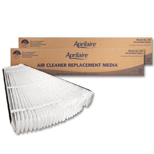 Aprilaire 510 Replacement Filter (Pack of 2) by Aprilaire