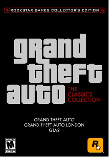 Grand Theft Auto Classics Collection (Grand Theft Auto, Grand Theft Auto 2, Grand Theft Auto - Theft Collection