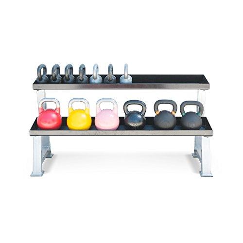 Kettlebell Kings Kettlebell Rack – Kettlebell Rack Stand For Kettlebell Storage – Kettlebell Rack Storage