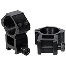 UTG AccuShot Premium 30mm Weaver Style See-Thru