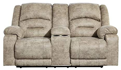 Superb Amazon Com Benchcraft 5410118 Mcginty Power Reclining Alphanode Cool Chair Designs And Ideas Alphanodeonline