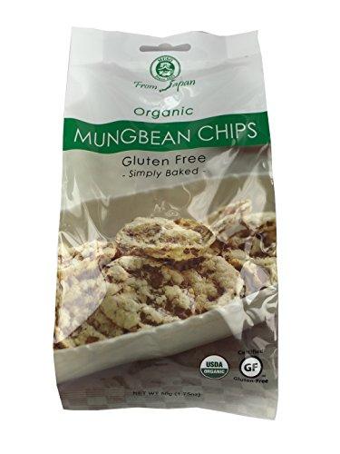 Cheap Muso From Japan Organic Chips, Gluten Free, Mung Bean, 1.75 Ounce (Pack of 20)
