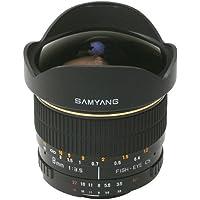 Samyang Samyang 8 Mm F / 3.5 If Mc Fisheye Lens For Canon