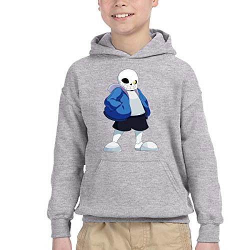 (Chen Yun Undertale Game Sans Boys' Toddler Pullover Hoodies Cotton Hooded)