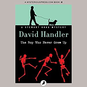The Boy Who Never Grew Up Audiobook