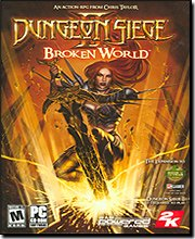 Dungeon Siege 2: Broken World Expansion Pack - PC (Broken Age Pc Game)
