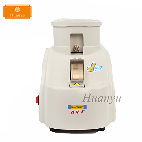 Huanyu CP-11A-35WV Optical Hand Lens Edger Manual Mill Edging Machine Processing Grinder Fine/Coarse Grinding Machine 4200r/min (AC 110V/60Hz) by Huanyu Instrument (Image #2)