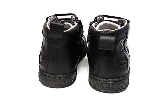 Naturino noir fille noir Baskets pour BCHxqwXBr