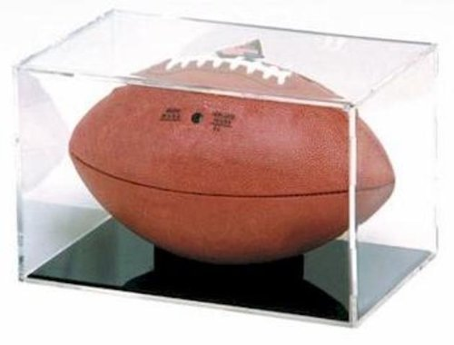 THE ORIGINAL BALLQUBE Grandstand Football Display from THE ORIGINAL BALLQUBE