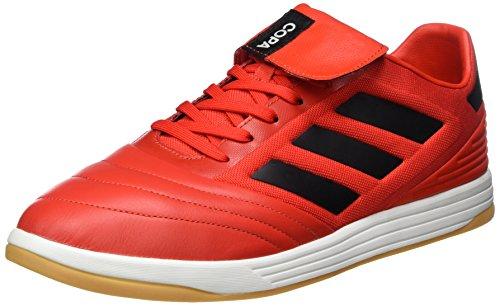 Adidas Copa Tango 17.2 Tr, Chaussures de Soccer Intérieur Homme, Rouge (Rojo/Negbas/Balcri), 48 EU