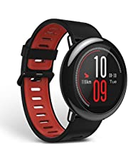 Amazfir Peace Multisport GPS Running Smarthwatch by Huami, Health & Fitness Tracker, Run Phone Free – Music, Hearth Rate, 12+ different Sport Modes with smart notifications and vibration alerts