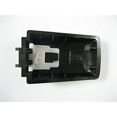 Genuine Land Rover Left Front Door Handle Cap Black Textured: Automotive