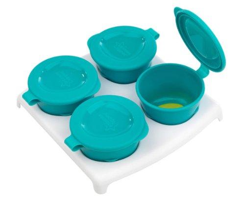3 opinioni per Tommee Tippee Explora 44650271 Set Vasetti Svezzamento Pop-Up, 4 pezzi
