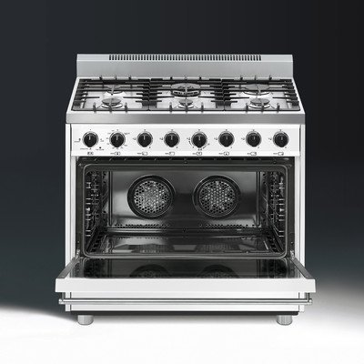 4.4 Cu. Ft Gas Range Color: White