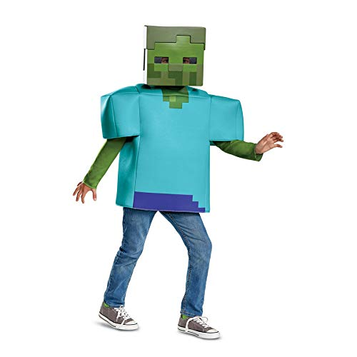 (Disguise Zombie Classic Child Minecraft Costume Child Large)