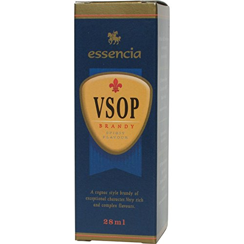 Essencia VSOP Brandy 28ml Essence Flavours 2.25L