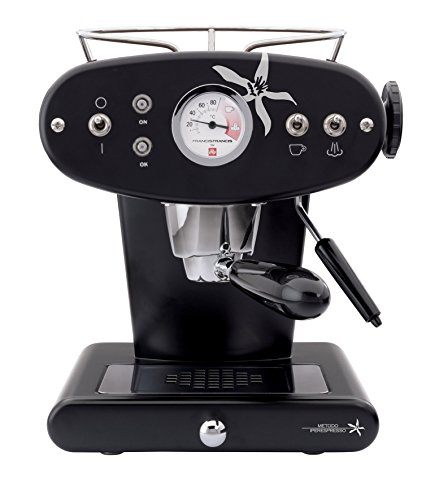 Francis Francis for Illy 216557 X1 iperEspresso Machine, Black