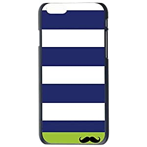 Chevron Stripe Anchor Tribal Keep Calm,Hakuna Matata Plastic Hard Case Cover Back Skin Protector For Apple iPhone 6G Plus 5.5 by Alexism Size51