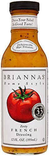 Brianna's Salad Dressing - French - 12 Ounces by Brianna's