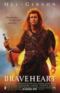 Braveheart Movie Art Print — Movie Memorabilia — 11x17 P