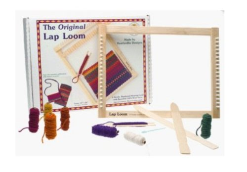 Harrisville Designs Lap Loom (Style (Knitting Woven Stitch)