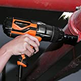 Enertwist Electric Impact Wrench 1/2 Inch with Hog