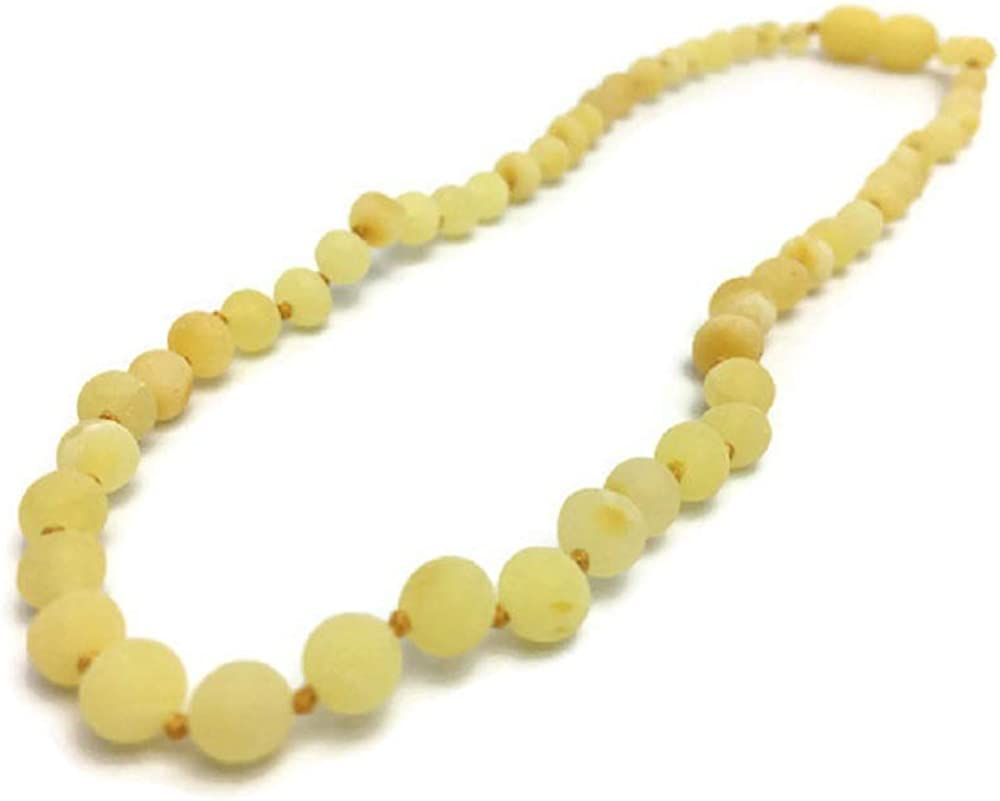 "11"" Necklace or Anklet for Pain, Inflammation, Back Ache, Stomach Cramps, Tooth Pain and More"