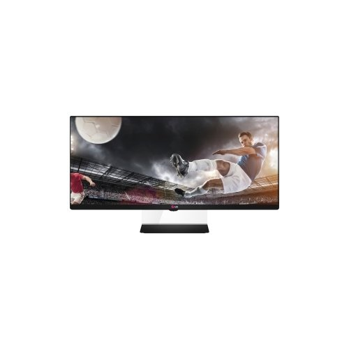 "LG 34"" LCD Monitor - 21:9 - 5 ms 2560X1080 IPS HDMI X2 DP..."