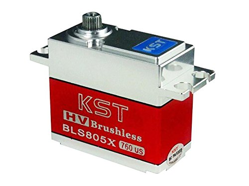 (KST BLS805X Narrow Band Tail Lock Servo For 550 - 700 Class Heli)