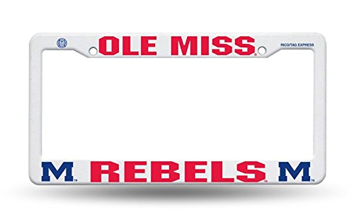 Ole Miss Rebels License Plate - 1